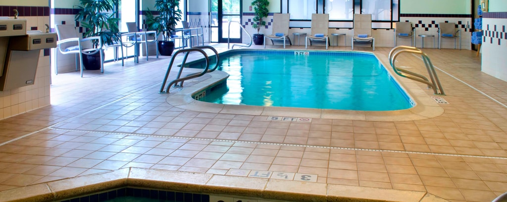 Andover Hotels - Indoor Pool