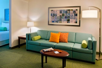 Andover Hotels - Suite Living Area
