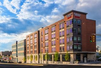 Fairfield Inn & Suites Boston Cambridge - Exterior