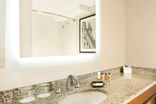South Tower Guest Bathroom