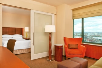 Junior Suite with Charles River View