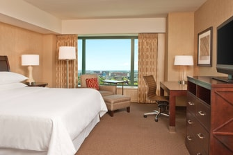 South Tower Deluxe King Guest Room