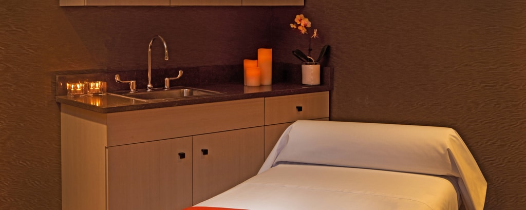 Green Tangerine Spa - Treatment Room