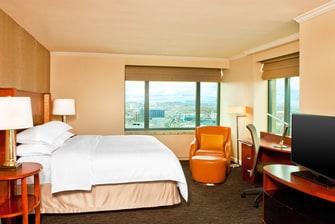 One-Bedroom Suite - Bedroom