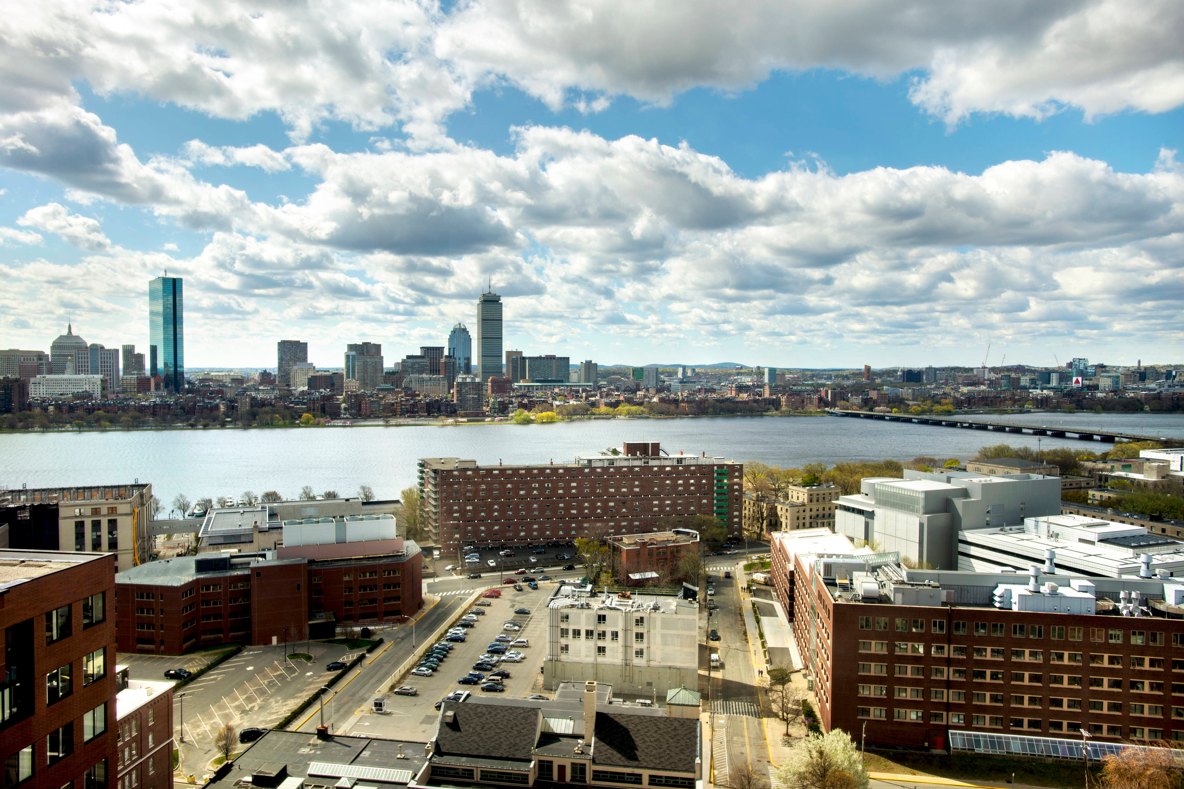 Charles River view hotel