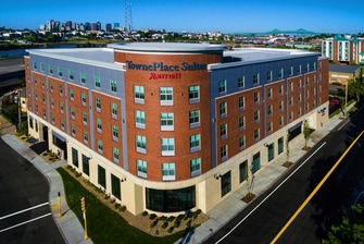 Towneplace Suites Boston Logan Airport/Chelsea - Exterior