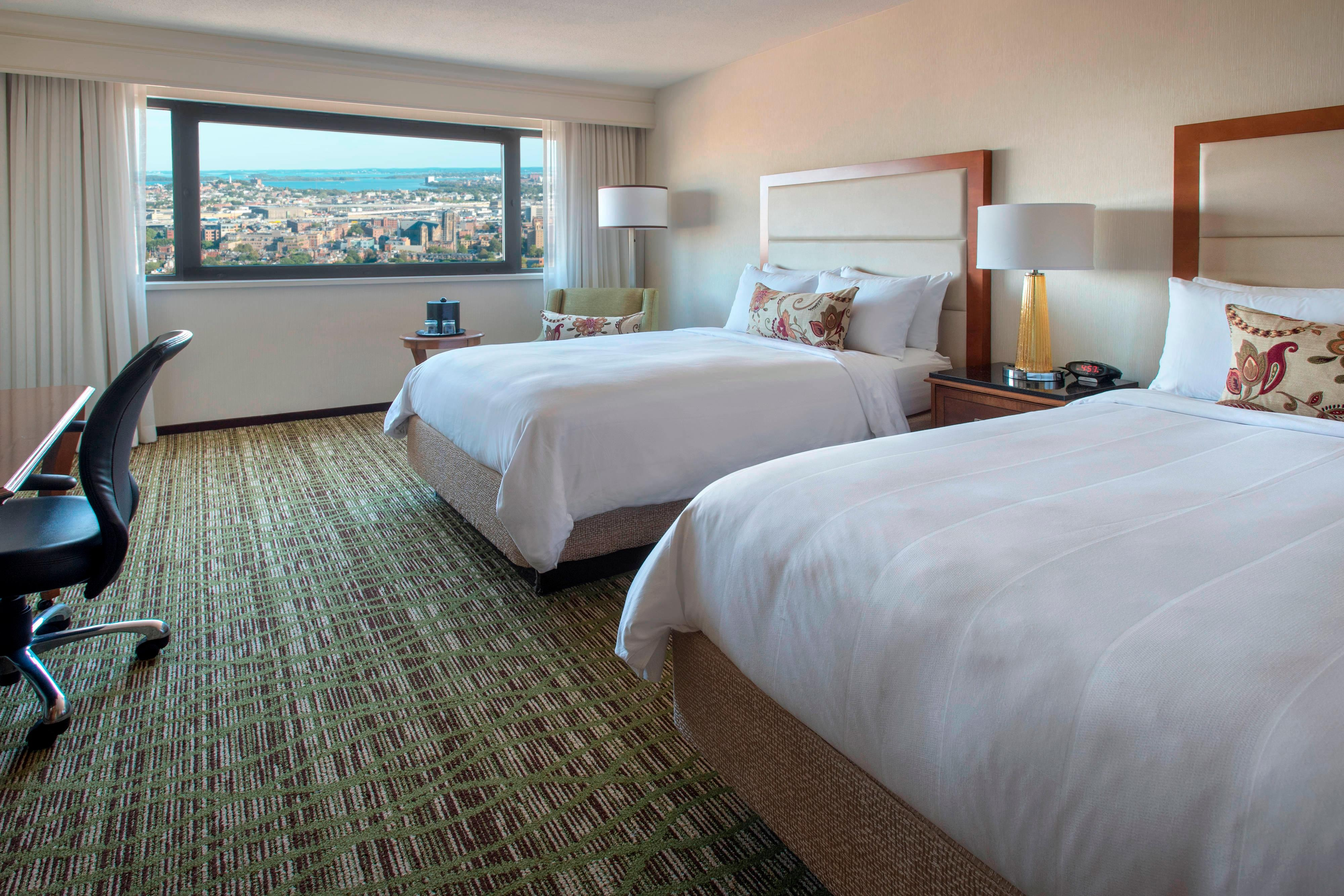 Double/Double River or City View Guest Room