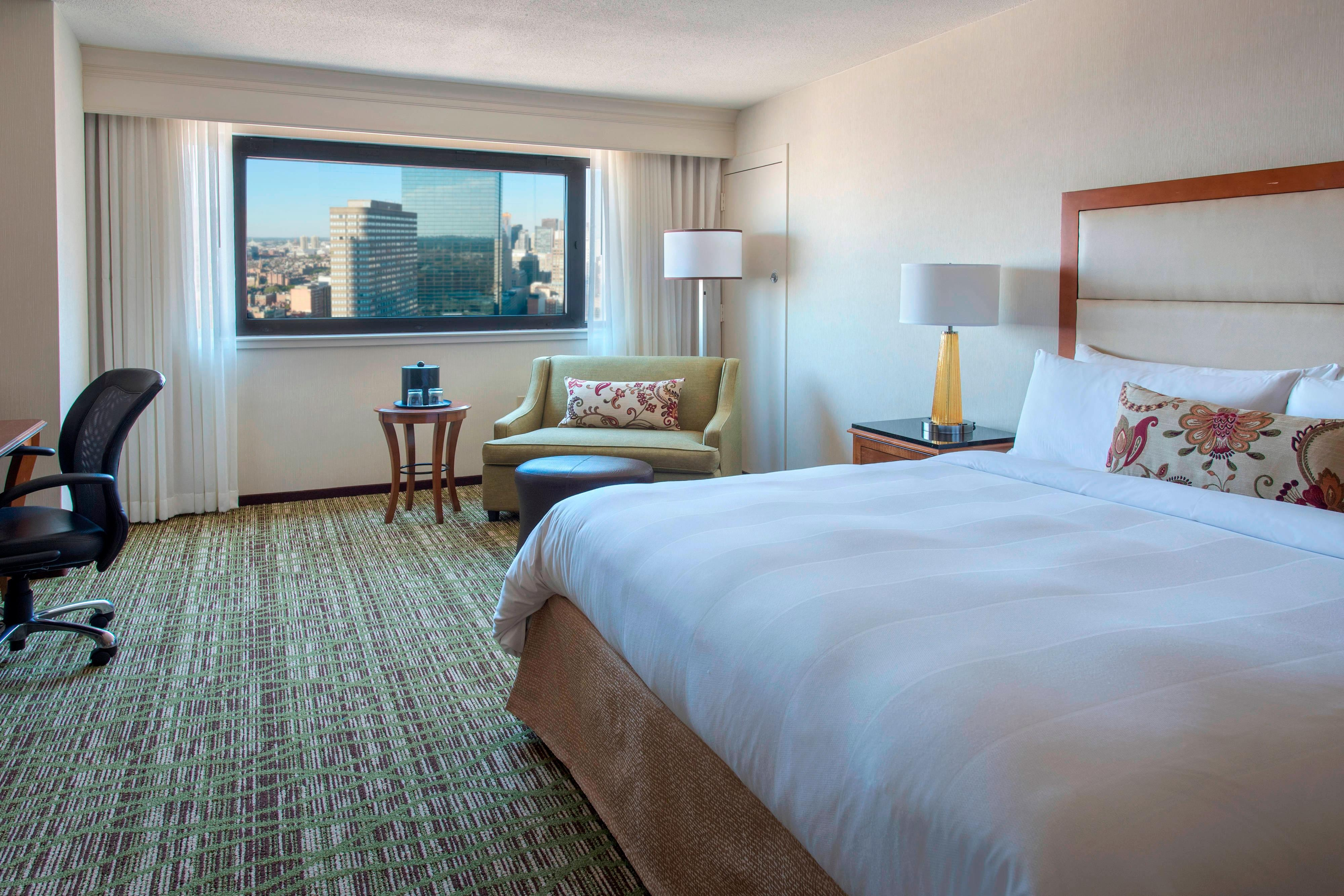 King River or City View Guest Room