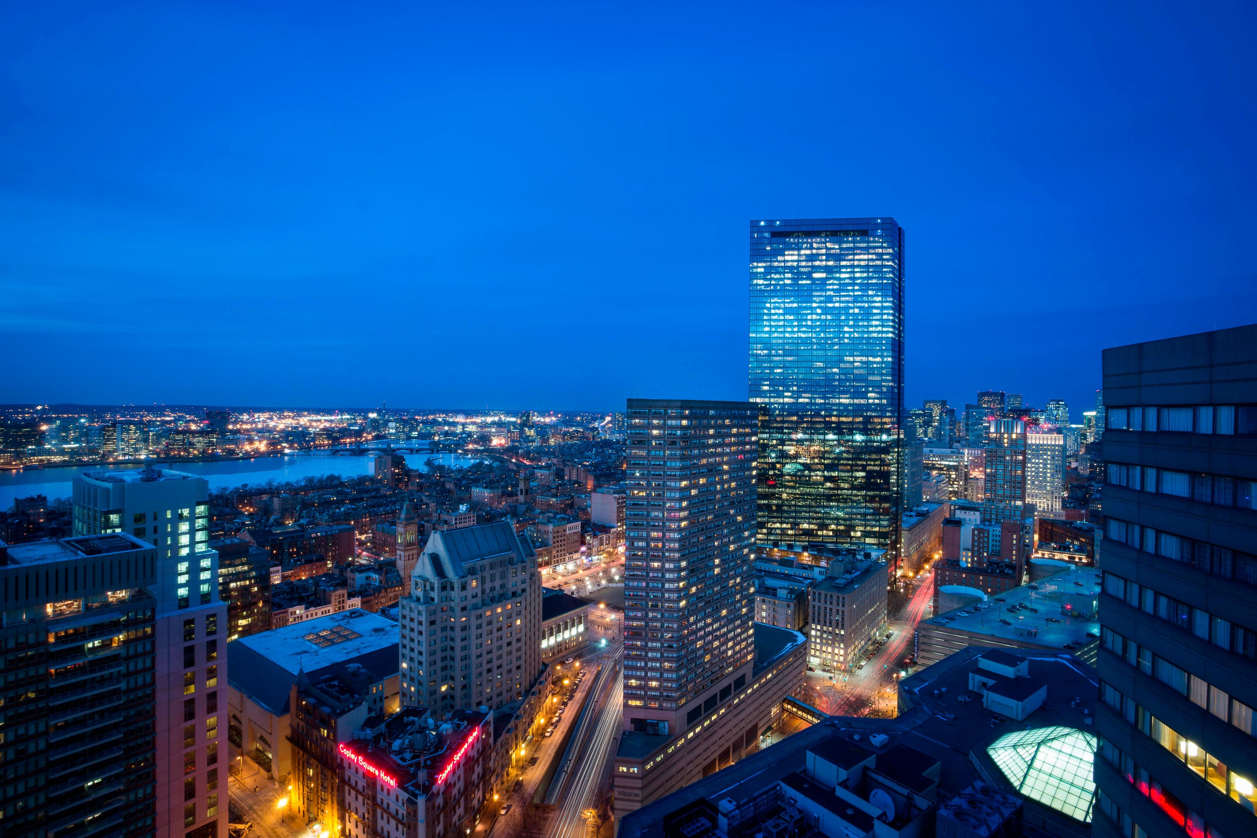 Boston Vice Presidential Suite view