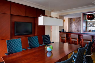 Suite Presidencial del Boston Marriott Copley Place