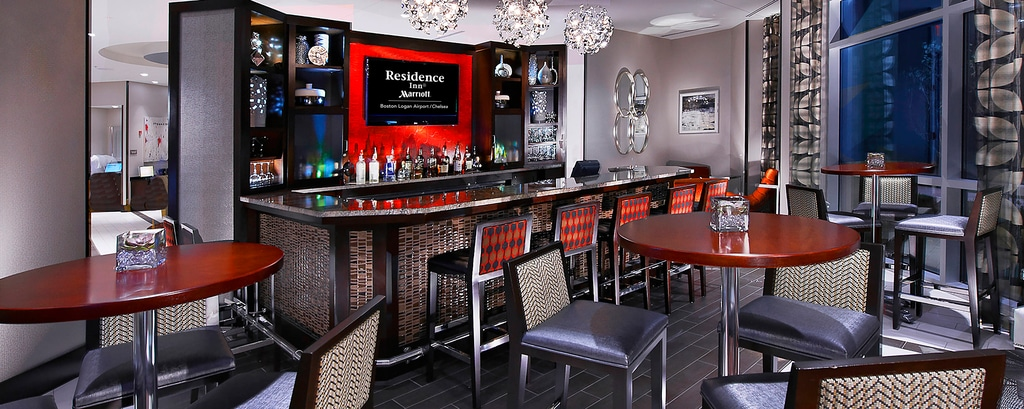 Residence Inn Chelsea Bar  Lounge