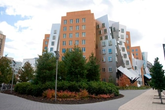 M.I.T. Stata Building