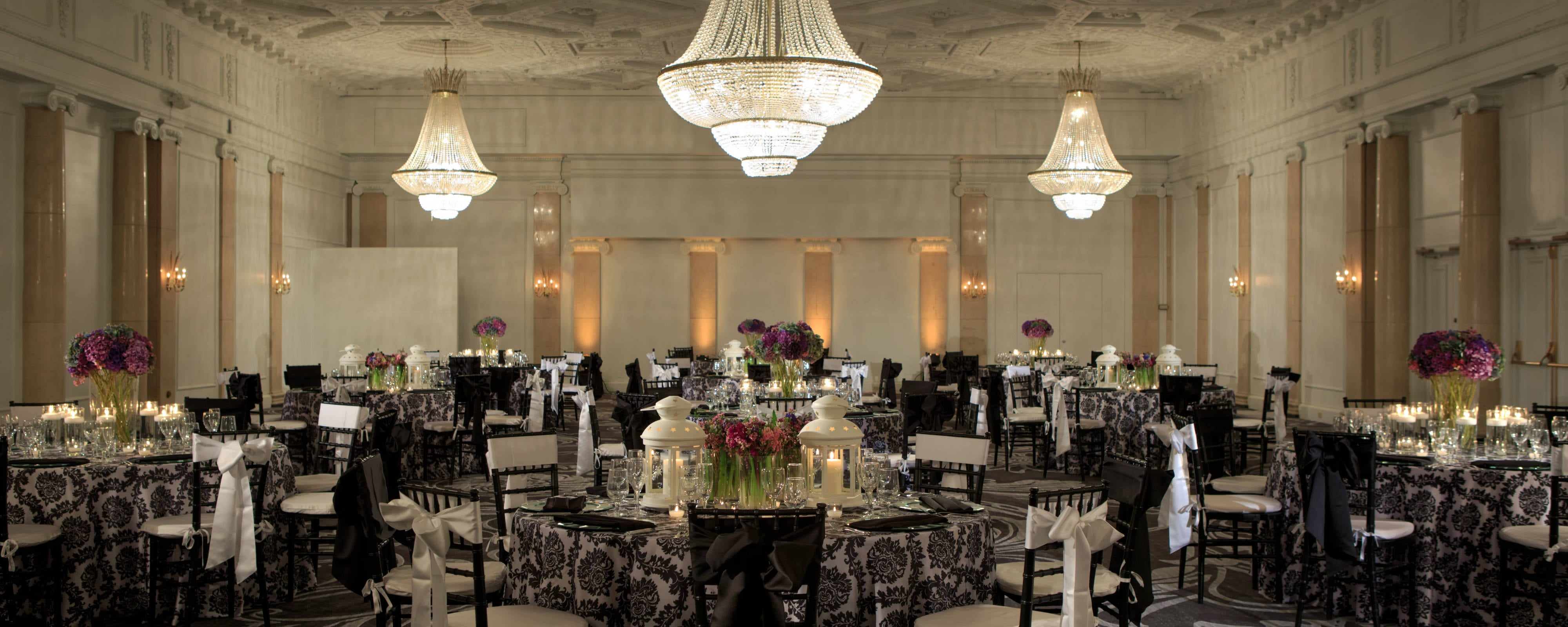 Empire Ballroom – Event & Wedding Setup