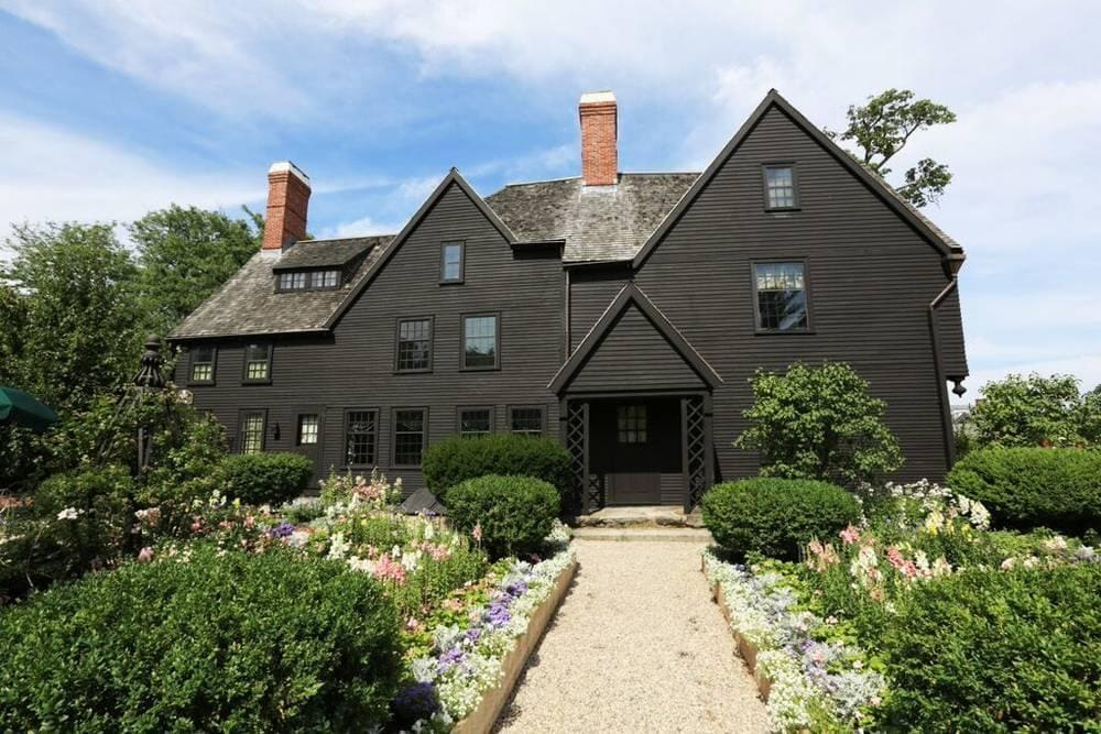 House of The Seven Gables Danvers