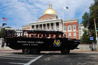 Duck Boat Tours Boston