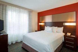 Two-Bedroom Suite – Sleeping Area