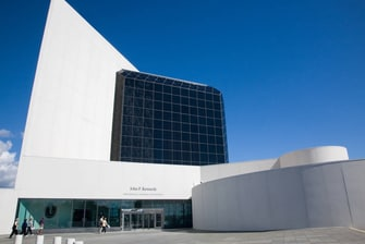 Boston Attractions- John F. Kennedy Presidential Library and Museum