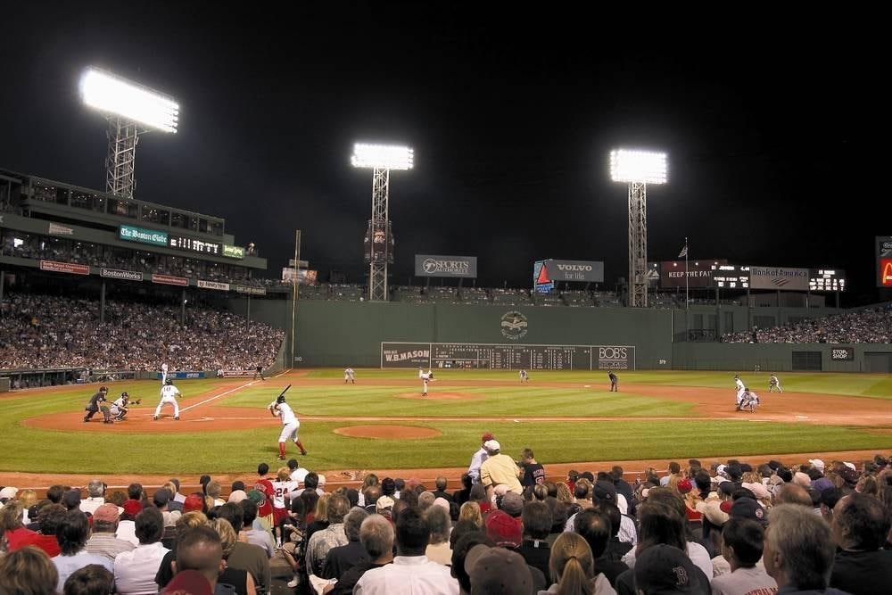 Boston Attractions- Fenway Park