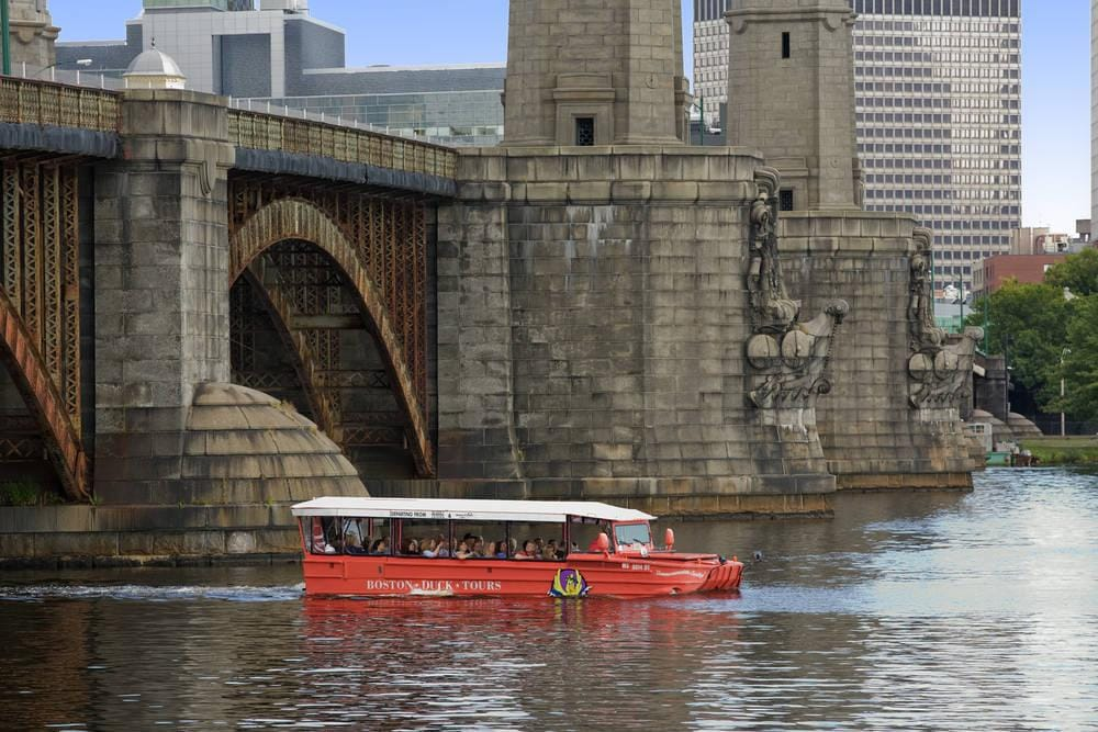 Boston Tours- Duck Boat Tours