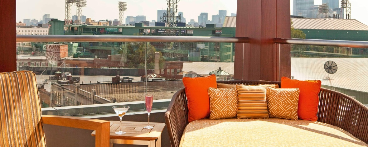 Residence Inn Boston Back Bay – Fenway Park