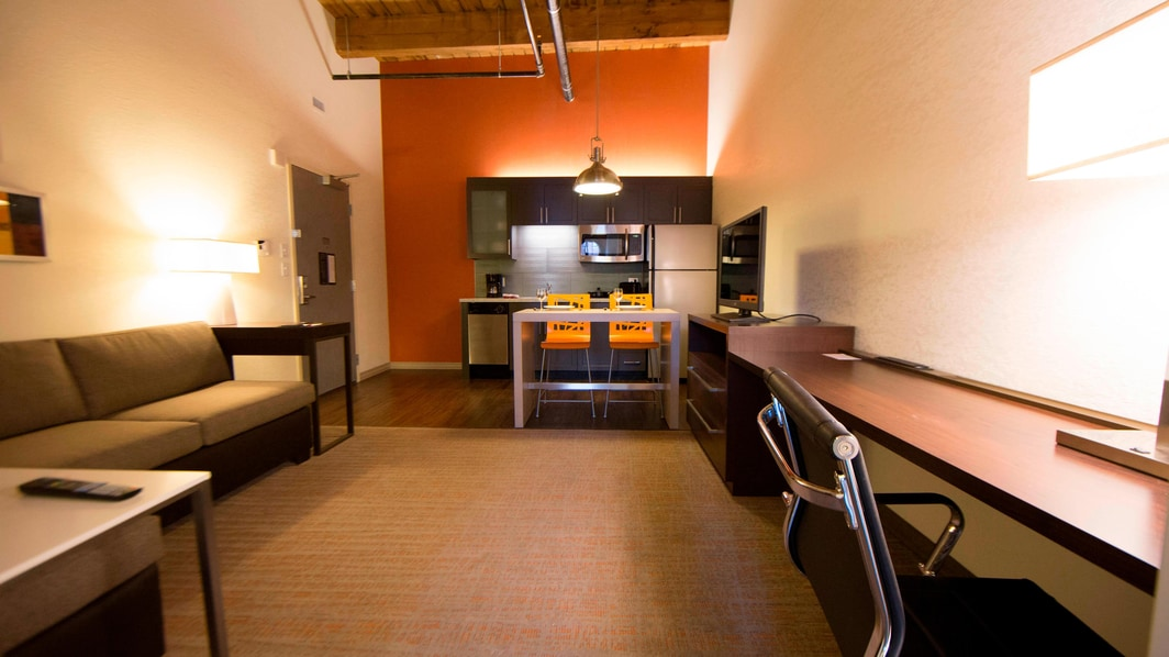 Boston Seaport Extended Stay Suite