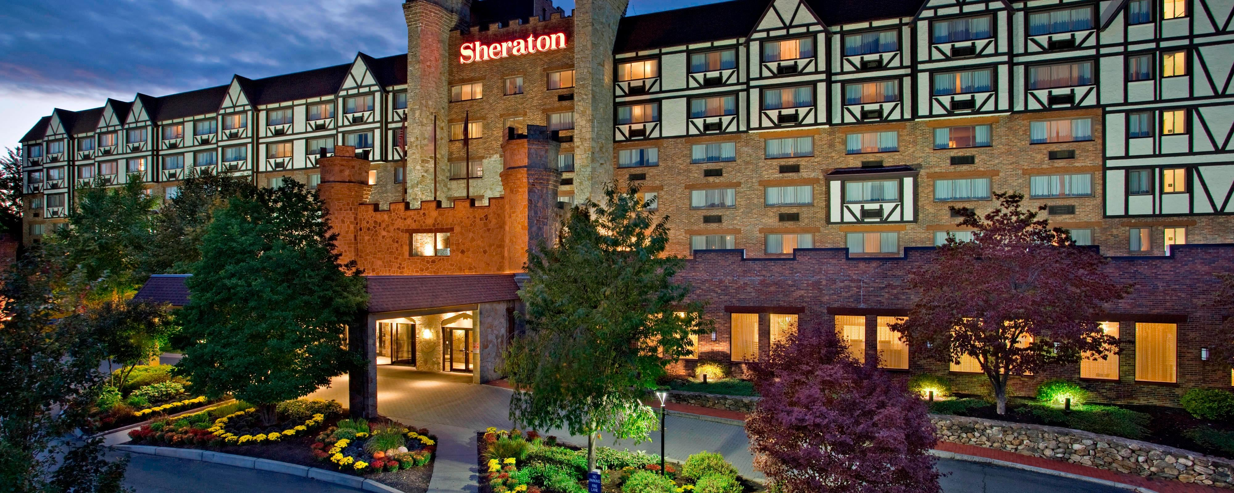 Map and directions to Sheraton Framingham Hotel & Conference Center ...