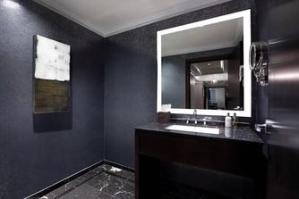 Ebersol Suite Half Bathroom