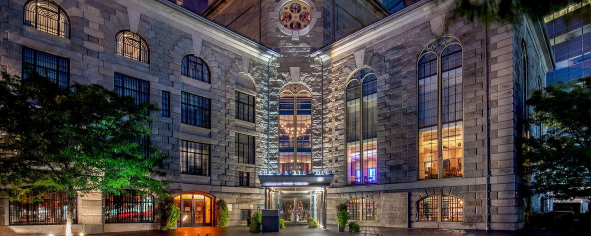 Luxury Hotels Resorts In Boston The Liberty A Luxury Collection