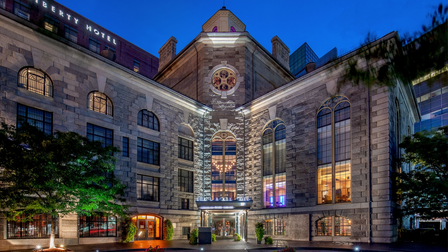 Boutique Hotels Boston | The Liberty, a Luxury Collection