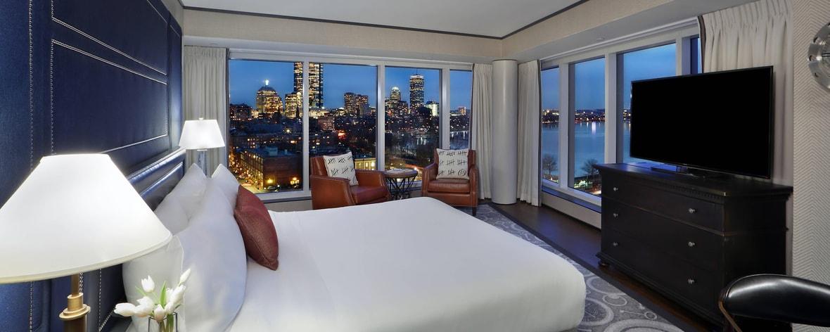 Suite - Camera da letto