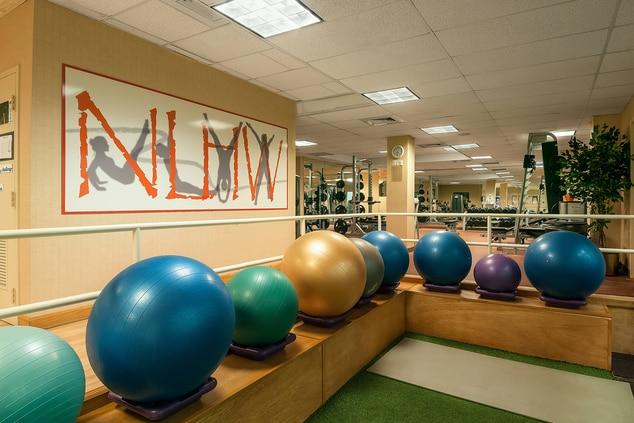 Wellness center in Marlborough hotel