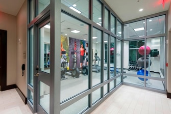 24 Hour Fitness Center Needham