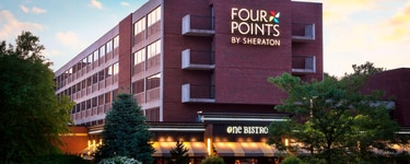 Отель Four Points by Sheraton Норвуд