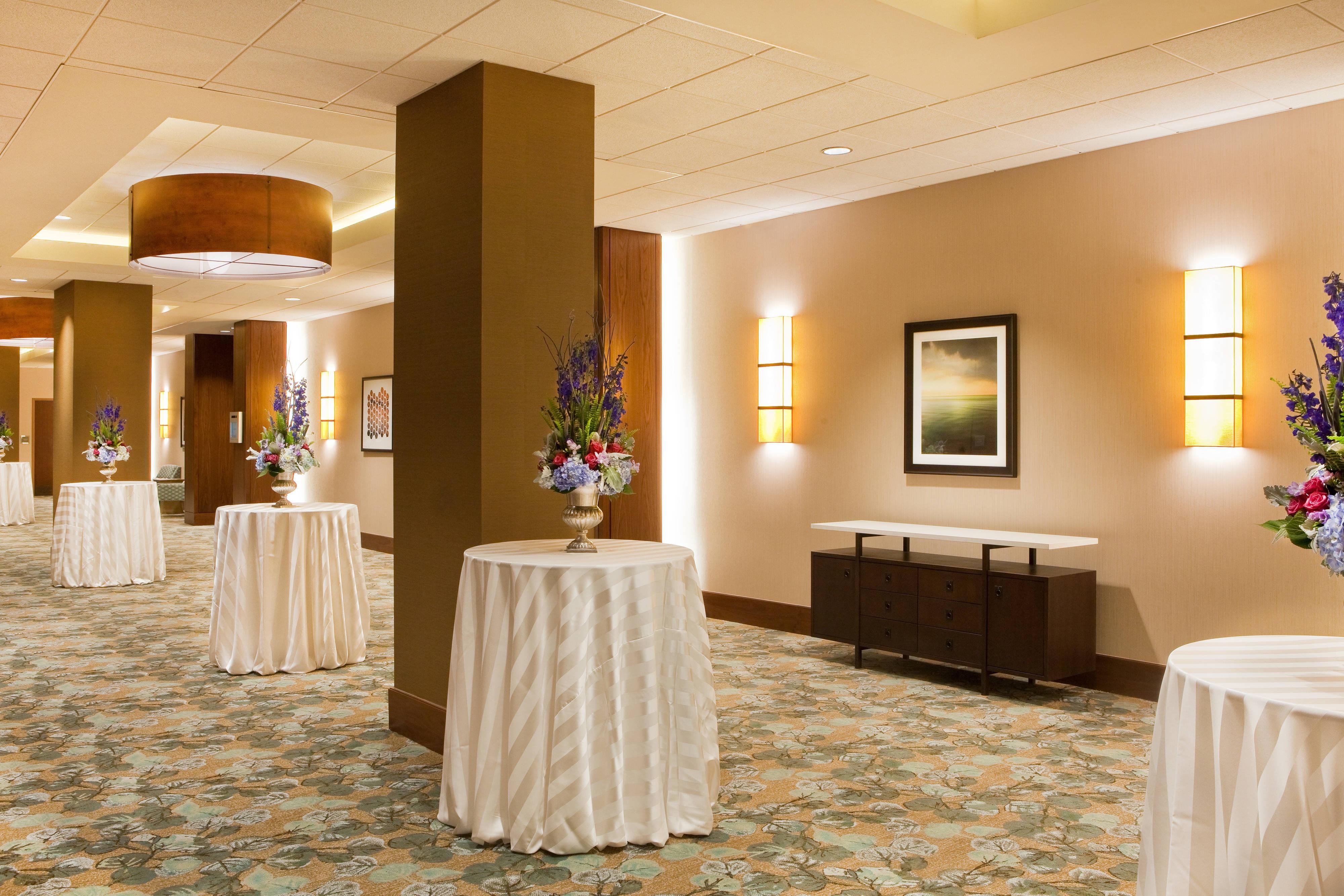 Marina Ballroom Foyer
