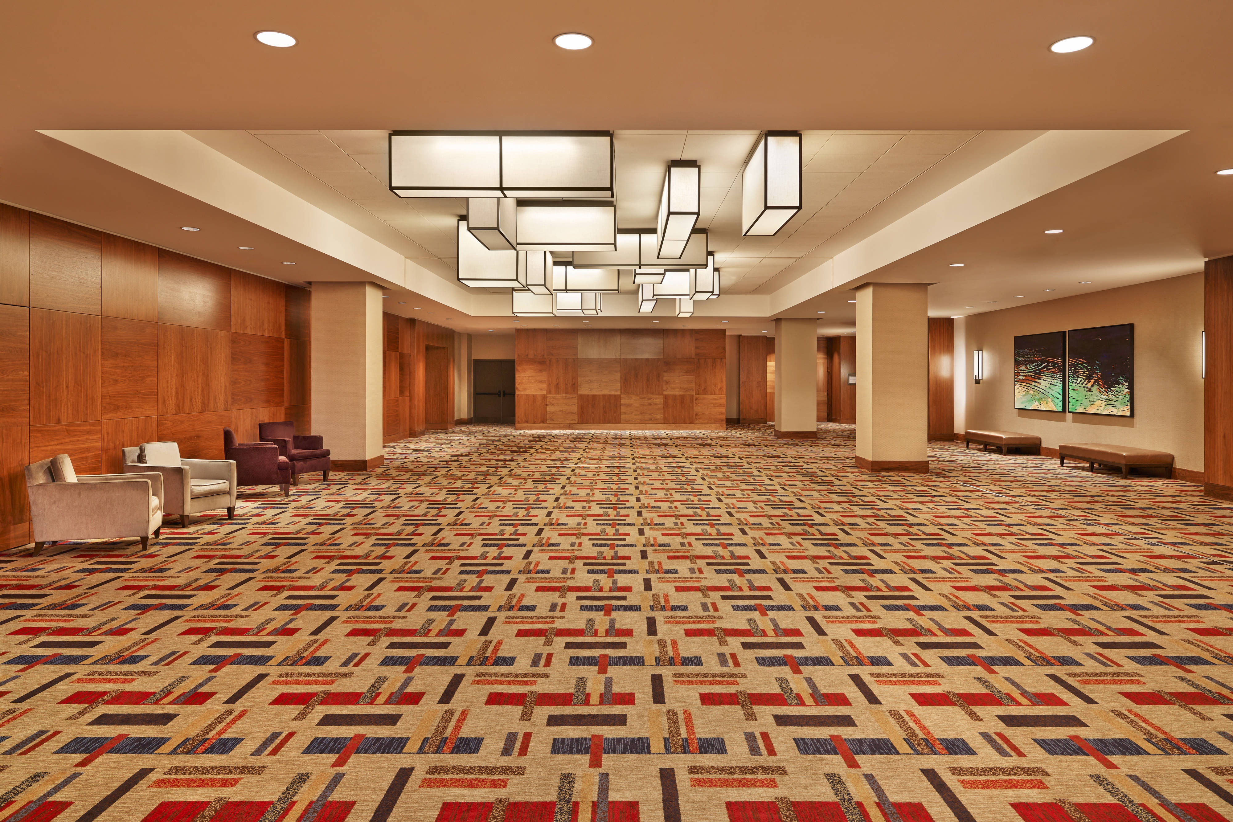 Harbor Ballroom Foyer