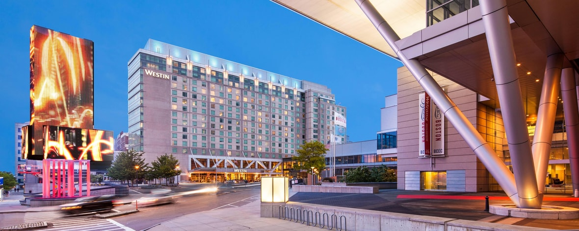 Boston Waterfront Hotel - Seaport District | The Westin