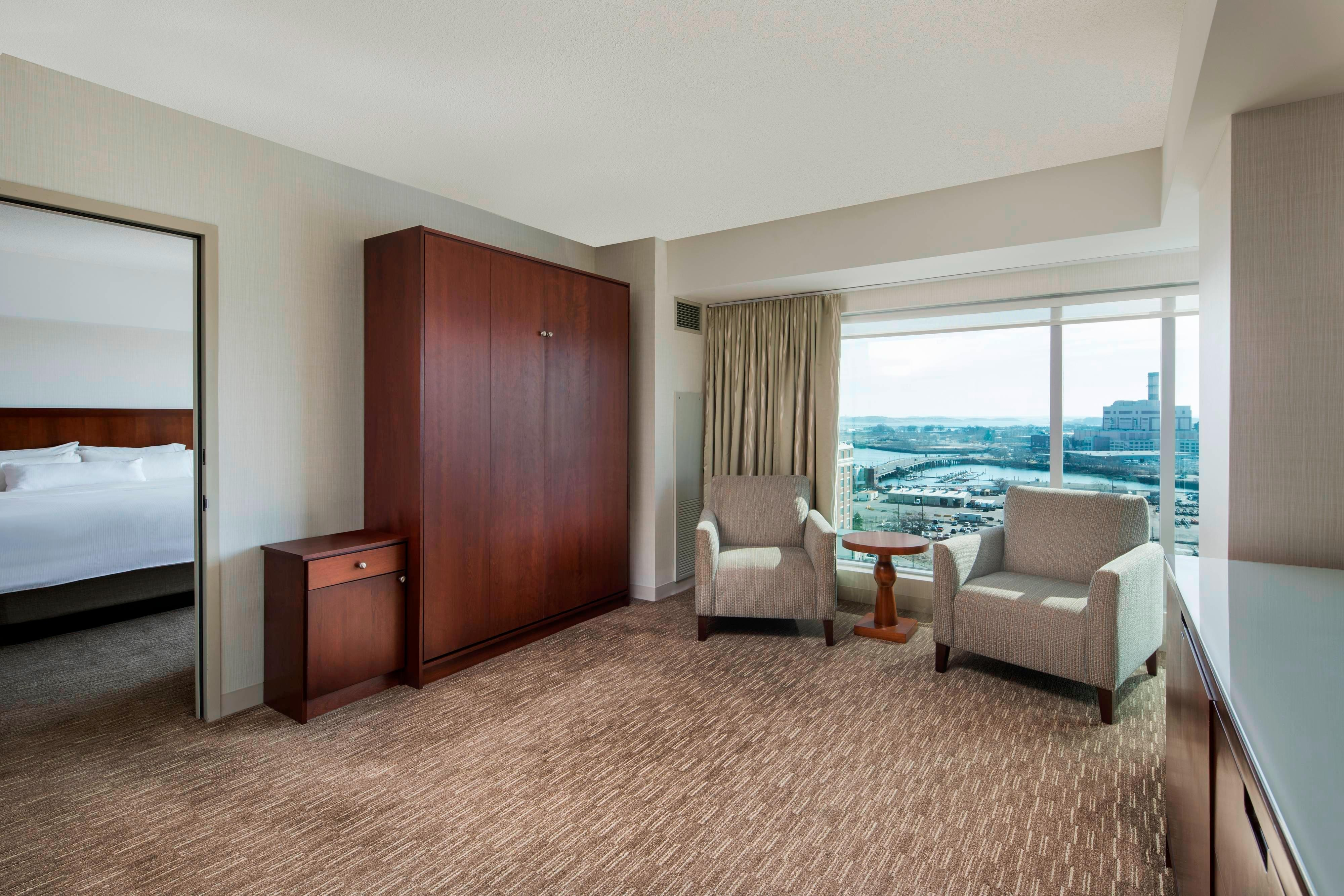 Rooms: Downtown Boston Hotel Rooms Near Waterfront