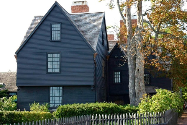 House of Seven Gables hotel