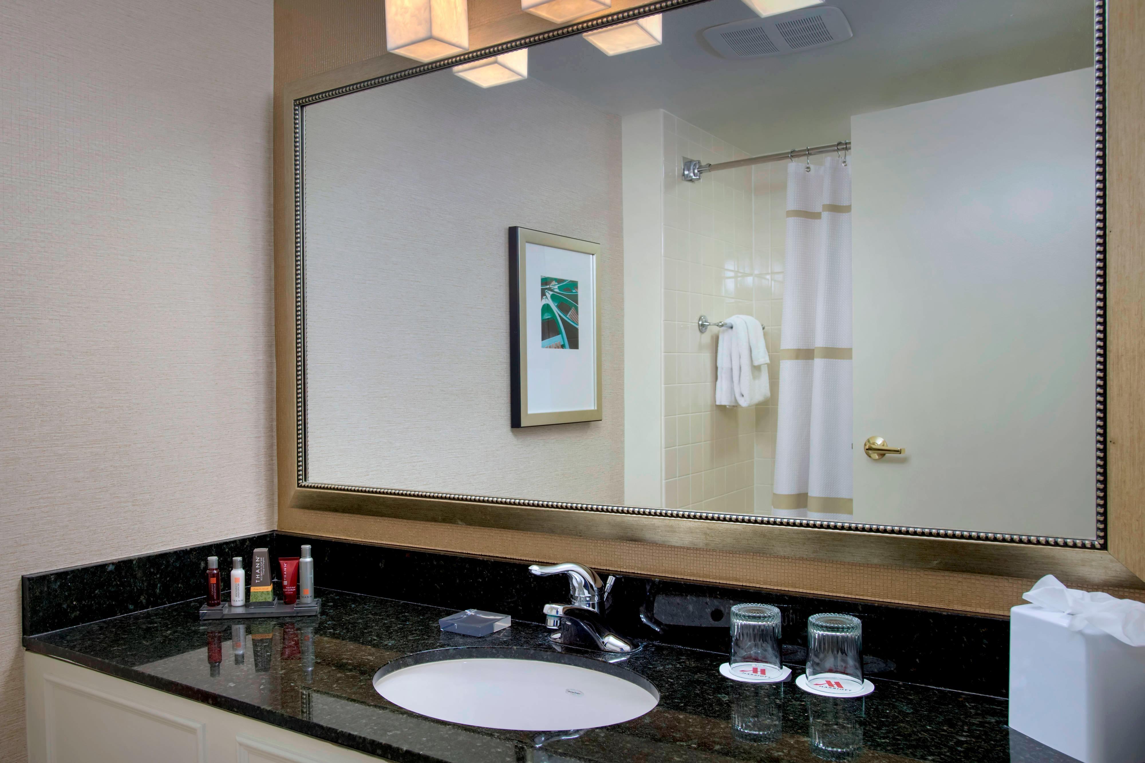 Peabody Guest Bathroom