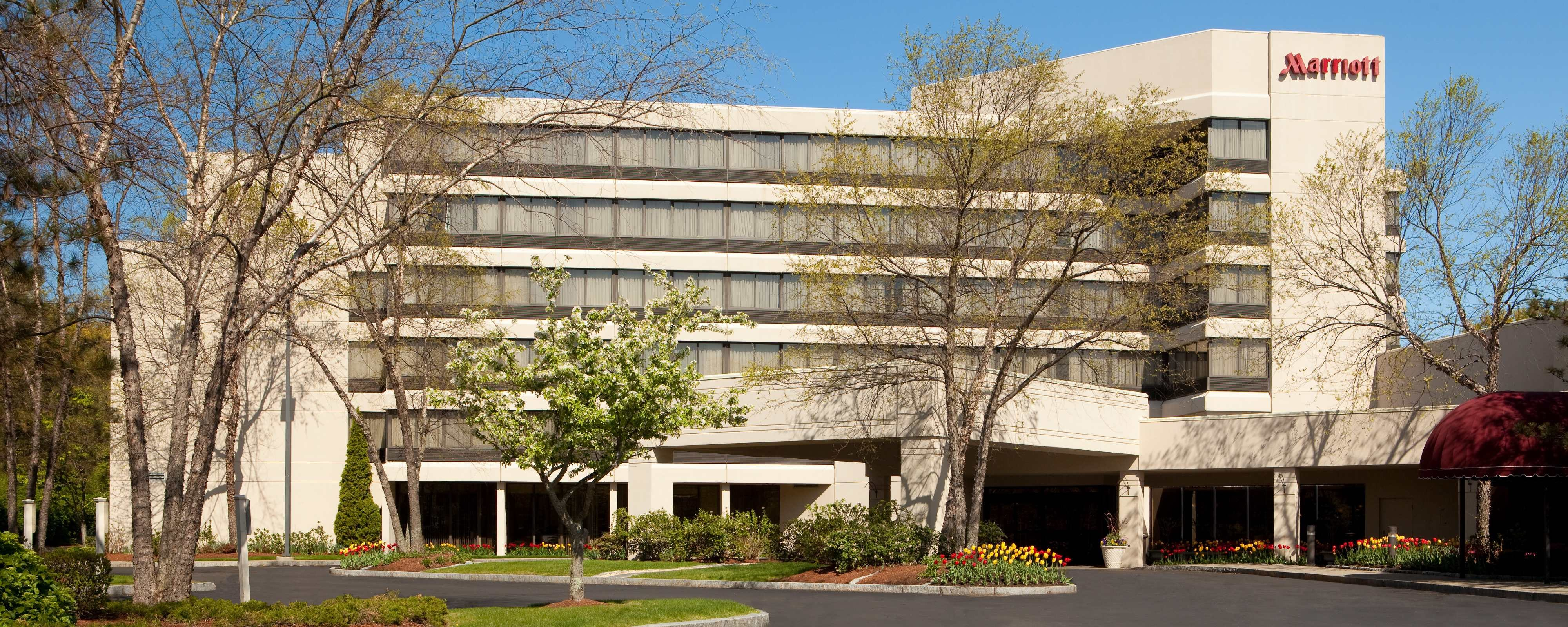 Hotels Close to Salem, Massachusetts | Boston Marriott Peabody