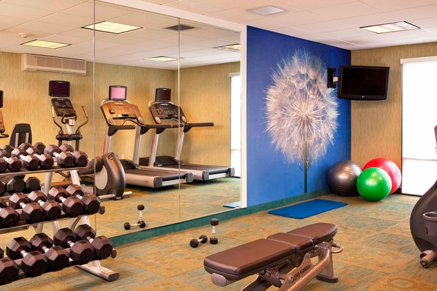 SpringHill Suites Fitness Center
