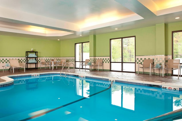 SpringHill Suites Indoor Pool