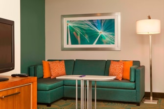 SpringHill Suite Living Room