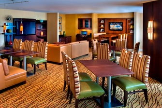 Boston Marriott Quincy Concierge Lounge