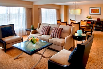 Hotel suite near Braintree MA