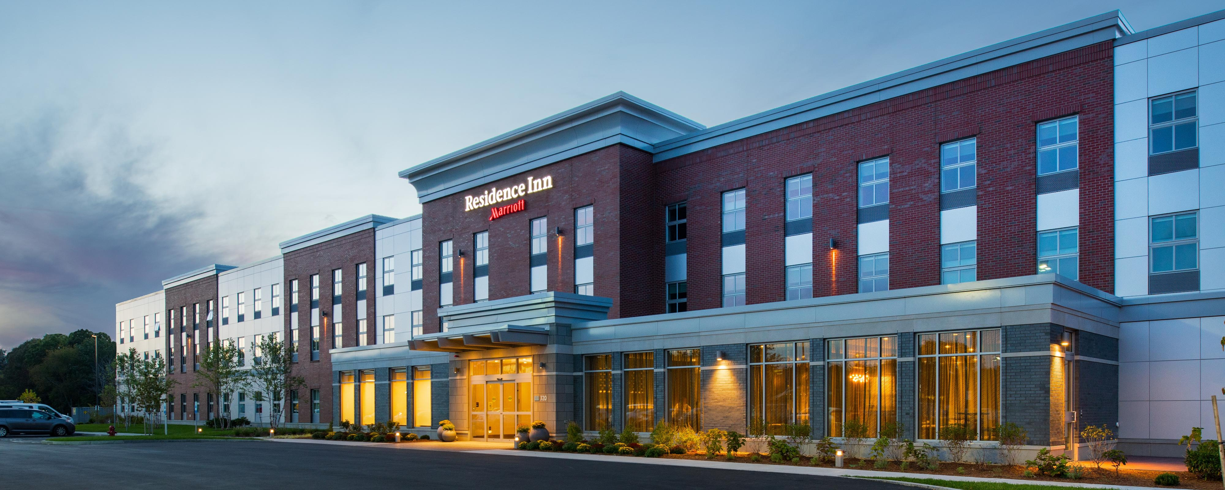 Extended stay hotel in Concord, MA | Residence Inn Boston Concord