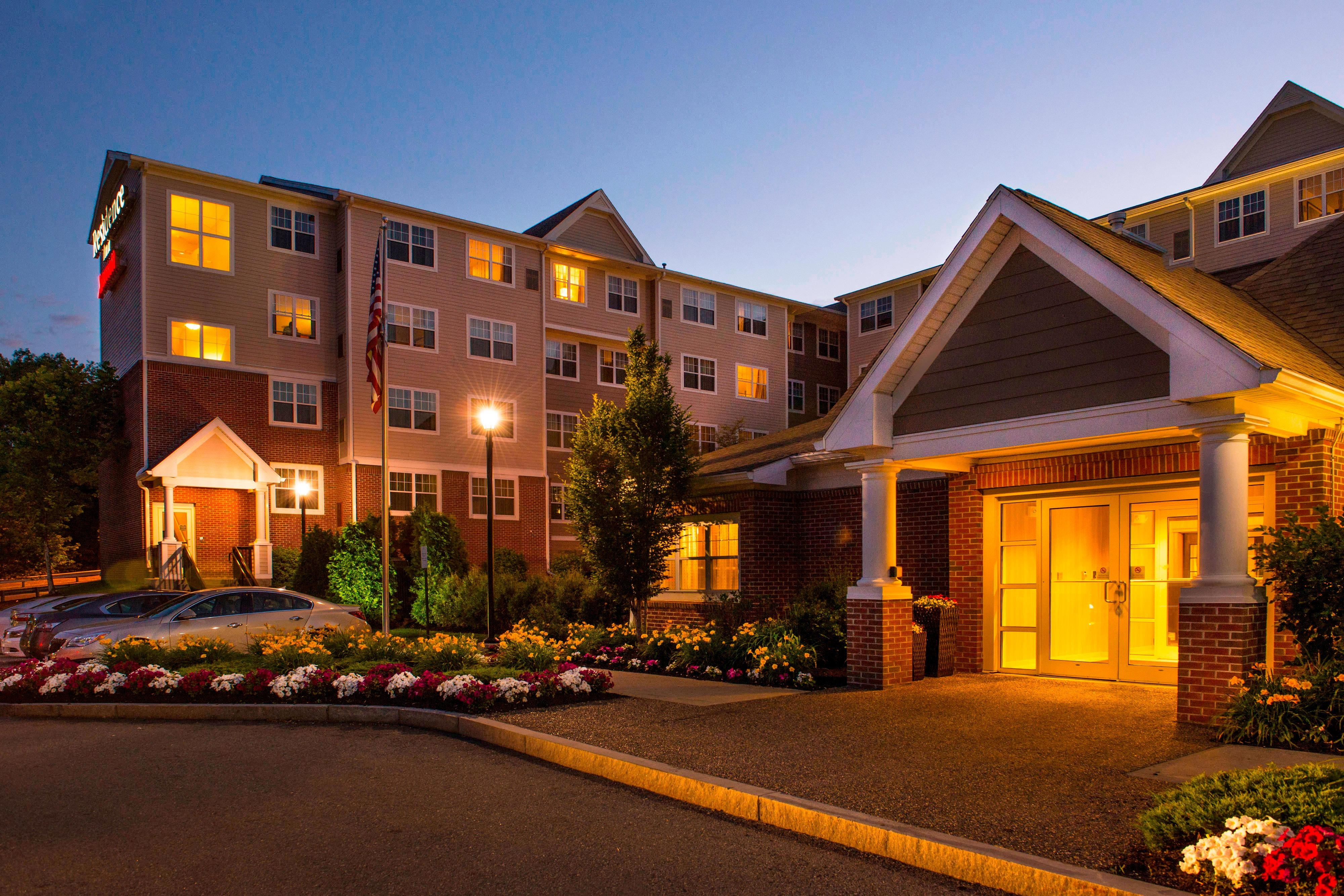 extended stay Worcester hotel