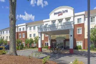 SpringHill Suites Devens Common Center