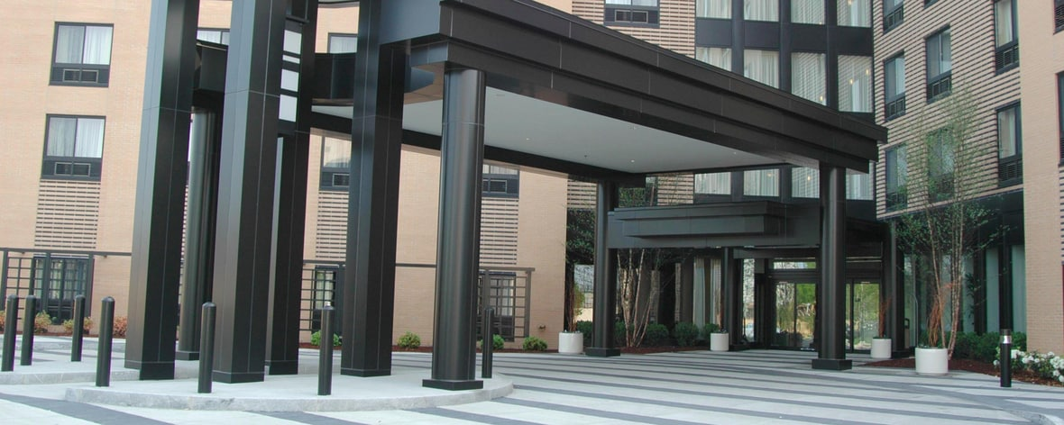 South Boston Hotel With Airport Shuttle | Courtyard
