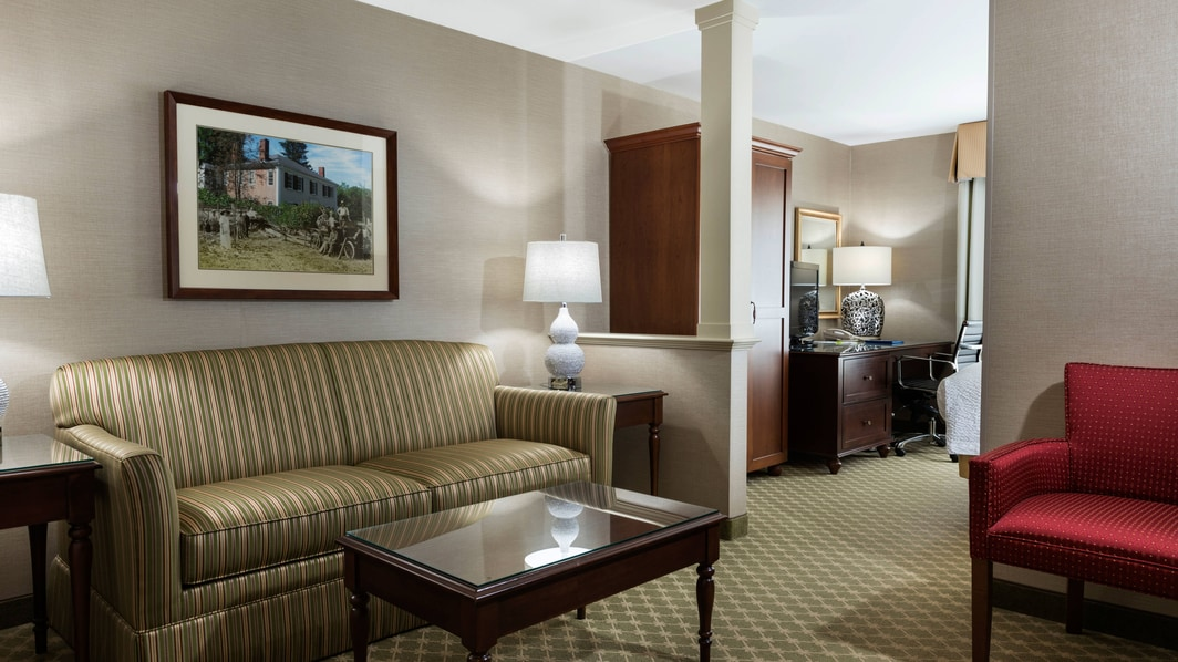 Family Lodging in Sudbury Boston